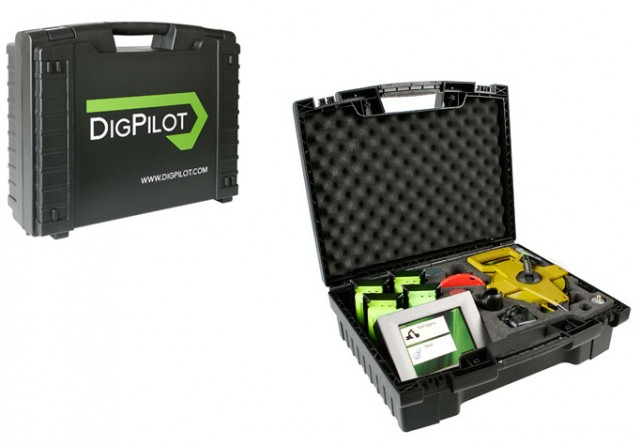 Lej DigPilot Maskinstyring